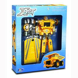 Робот-трансформер - САМОСВАЛ 80050R X-bot (80050R)