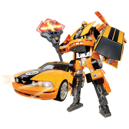 Робот-трансформер - MUSTANG FR500C (1:18) 50170R Roadbot (50170R)