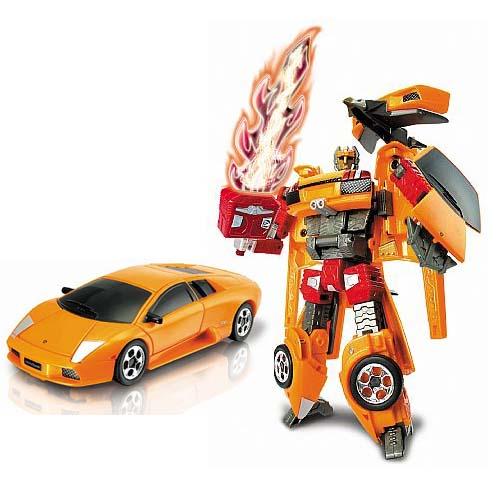 Робот-трансформер - LAMBORGHINI MURCIELAGO (1:32) 52010 r Roadbot (52010 r)