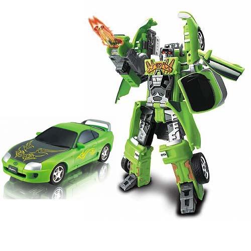 Робот-трансформер - TOYOTA SUPRA (1:32) 52050 r Roadbot (52050 r)