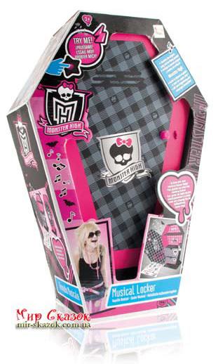 Музыкальная шкатулка Monster High (AT-870109)