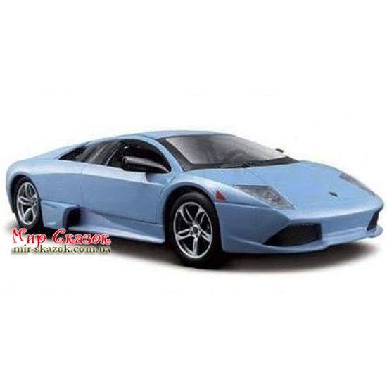 Автомодель (1:24) Lamborghini Murcielago LP640 31292 lt blue MAISTO (AKT-31292 lt. blue)
