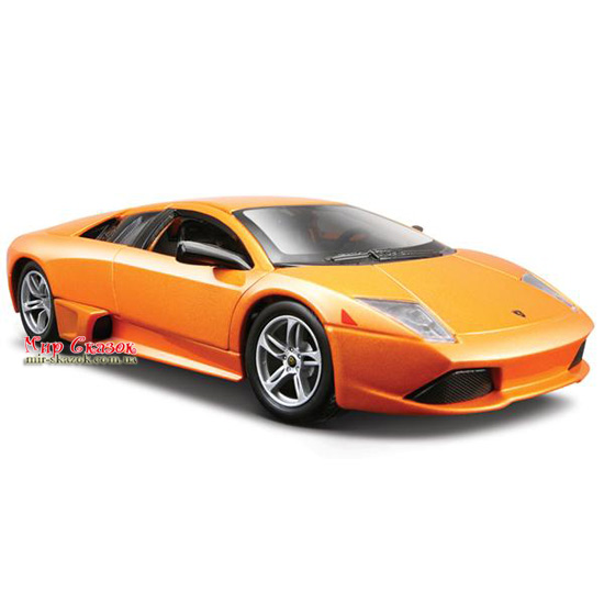 Автомодель (1:24) Lamborghini Murcielago LP640 31292 met orange MAISTO (AKT-31292 met. orange)