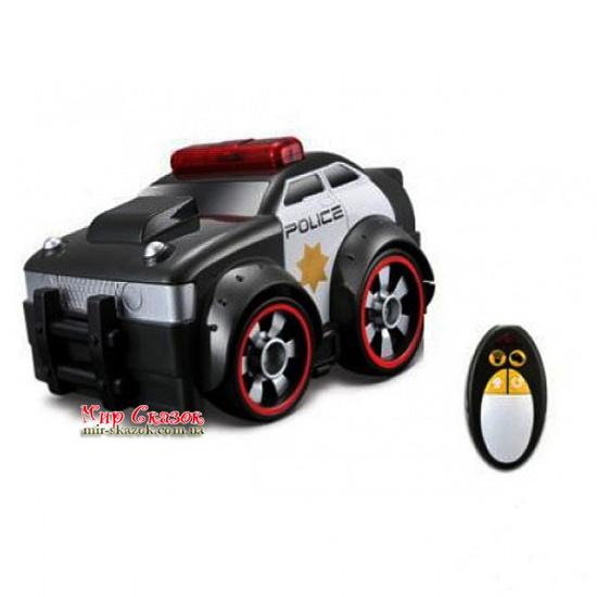 Автомодель на И/К Police Track Junior полиция 81116 MAISTO (AKT-81116)