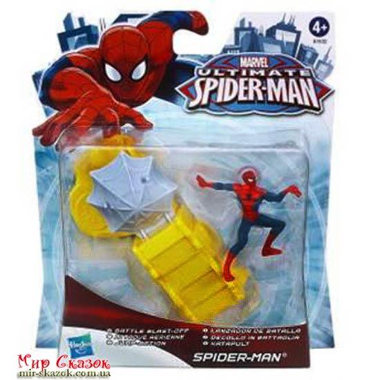 Фигурки каскадеры Человека Паука A1506 SPIDER MAN HASBRO (AKT-A1506)