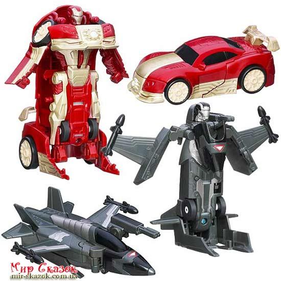 Фигурки трансформеры Железного Человека A1731 HASBRO (AKT-A1731)