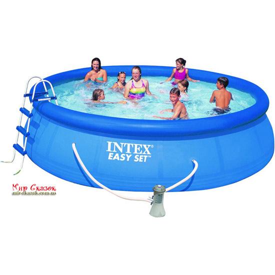 Семейный бассейн Intex 28168 (ut-90727)