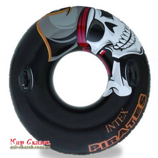 Надувной круг Intex 58268 Пират (ut-62639)