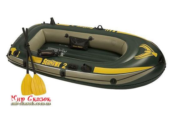 Лодка Intex Seahawk 2 68346 (ut-21881)