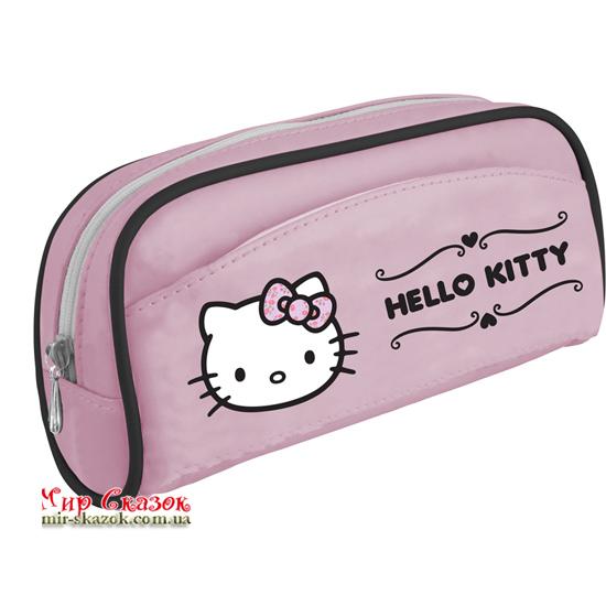 Пенал мягкий Hello Kitty-2 HK14-649-2K Kite (HK14-649-2K)