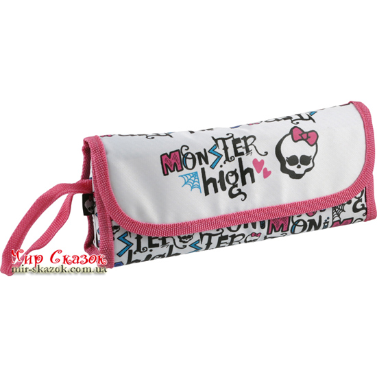 Пенал мягкий Monster High MH14-653K Kite (MH14-653K)