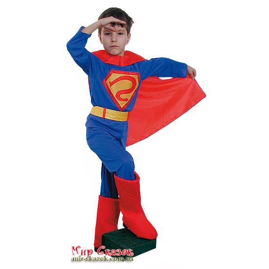 Костюм Супермен 324/34 Витус (ВП-324/34)