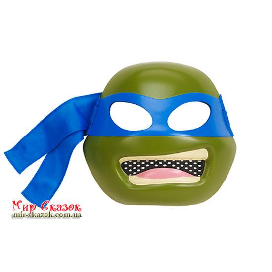 Игрушечное снаряжение серии черепашки-ниндзя маска Леонардо TMNT (92151)