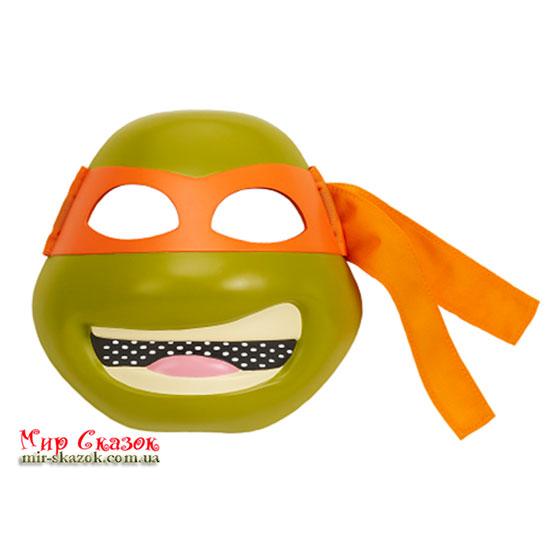 Игрушечное снаряжение серии черепашки-ниндзя маска Микеланджело TMNT (92154)