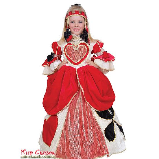 Костюм Королева карт 297/38 Витус (ВП-297/38)