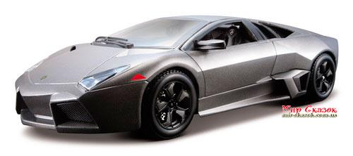 Авто-конструктор - LAMBORGHINI REVENTON (серый металлик, 1:24) (18-25081)