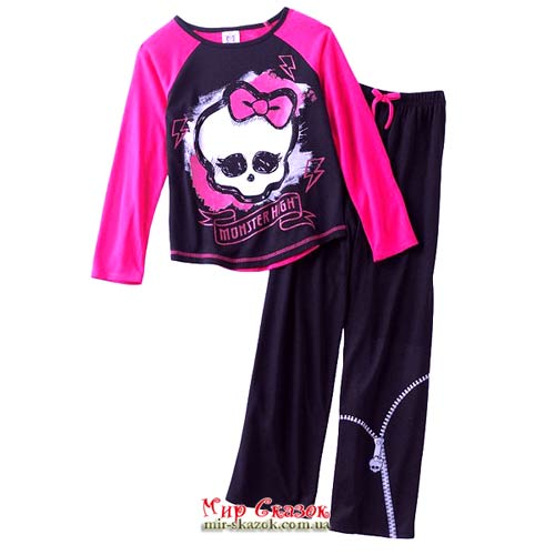 Пижама Monster High Монстер Хай (monster-pyjamas)