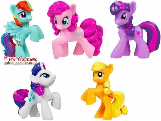 Игровой набор My Little Pony Малютка Пони в ассорт. Арт 24984 (AKT-24984)