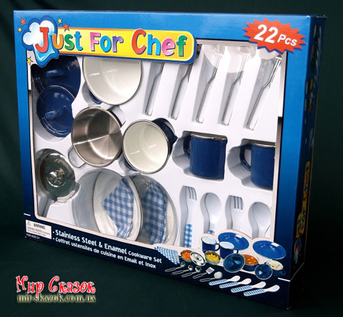 Кухонный набор Just For Chef (CH2022SEM)