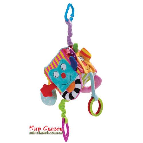 Развивающая игрушка-кубик - ИГРАЕМ С КУКИ (11205)