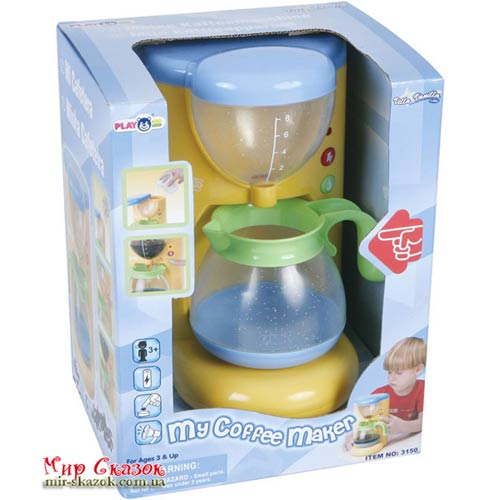 Кофеварка Playgo (AT-3150)