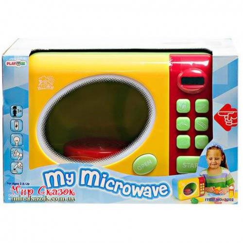 Микроволновая печь Playgo (AT-3202)