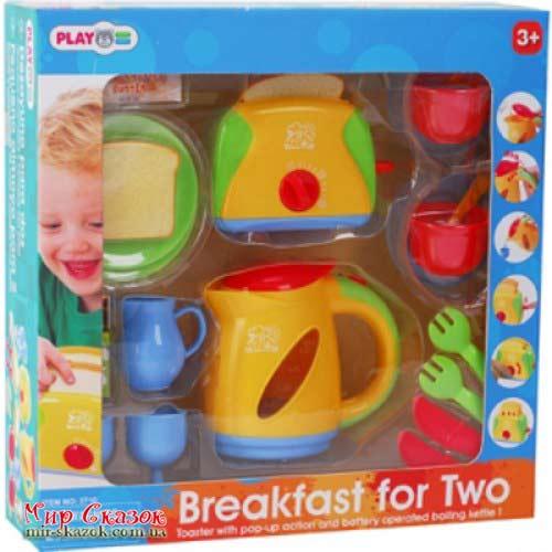 Завтрак для двоих Playgo (AT-3710)