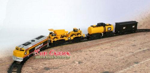 CAT Железная дорога Дизельный тепловоз (AT-55450)