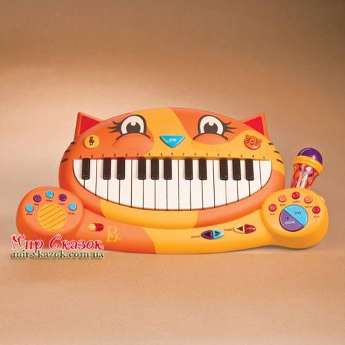 Музыкальная игрушка – КОТОФОН (звук) BX1025Z Battat (BX1025Z)