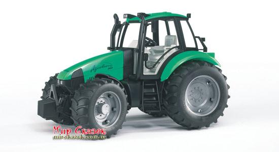 Машинка - Трактор Agrotron 200 зелёный, М1:16 (AKT-02070)