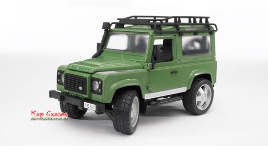 Машинка - Джип  Land Rover Defender, М1:16 (AKT-02590)