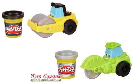 """Игровой набор """"Машинка для строительства дорог"""" в ассортименте 2 вида, 49492 Hasbro (AKT-49492)"""