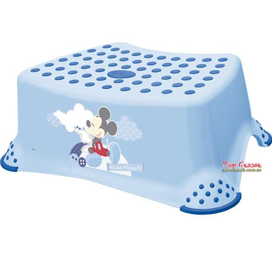 Подставка Mickey, голубая (AT-8444.659(HP))