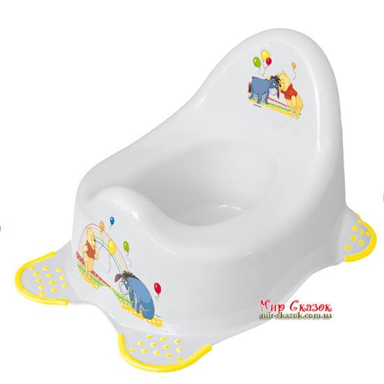 Детский горшок Winnie the Pooh & friends , белый (AT-8670.91(AB))
