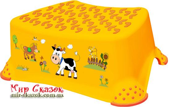 Подставка Funny Farm, желтая 8724.456 Prima-Baby (AT-8724.456)