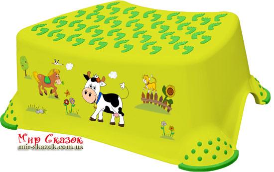 Подставка Funny Farm, зеленая 8724.274 Prima-Baby (AT-8724.274)