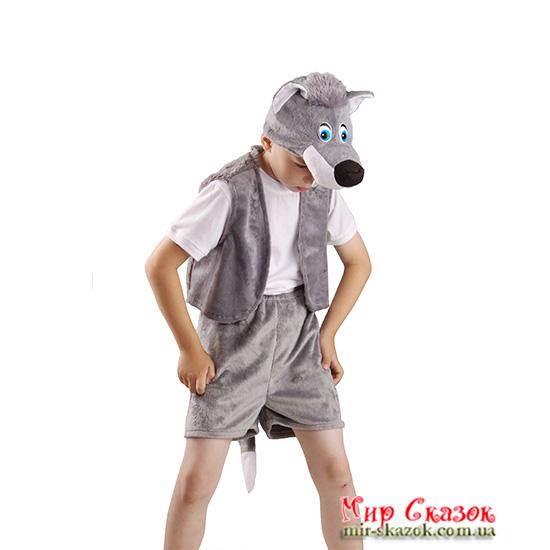Карнавальный костюм  Волчонок  Карнавалия 89006 (89006)