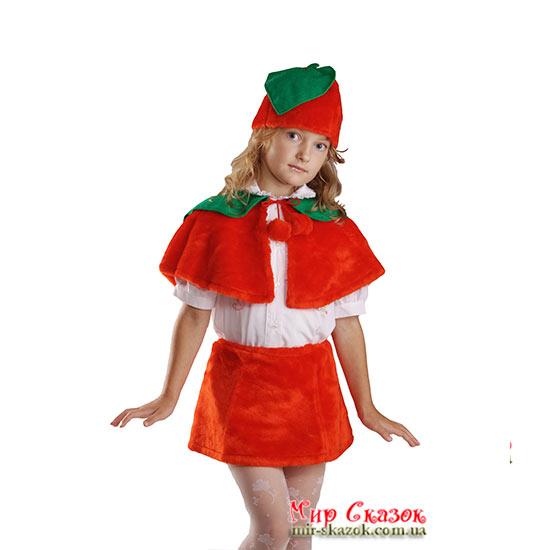 Карнавальный костюм Вишенка Карнавалия 89005 (89005)