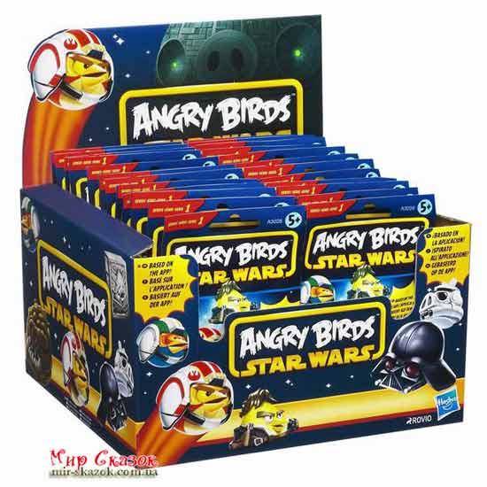 """Фигурка """"Angry Birds: Star Wars"""" в закрытой упаковке A3026 Hasbro (AKT-A3026)"""