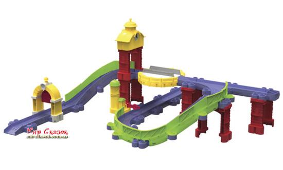 Игровой набор Старый город Chuggington Die-Cast  LC54223 TOMY (LC54223)